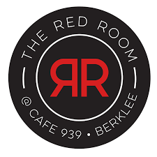 Logo for the Red Room at Cafe 939