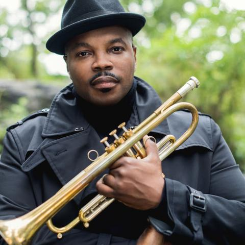 Trumpeter and author Jeremy Pelt