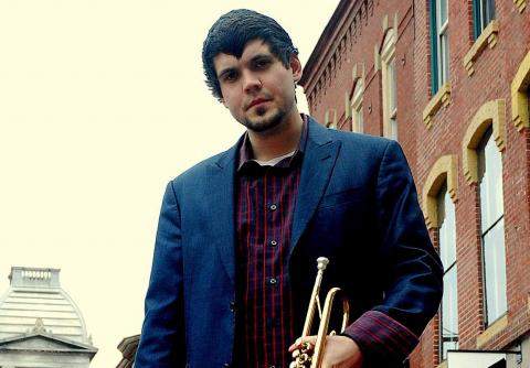 Headshot of the Brass Workshop Program Director, Billy Buss