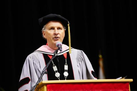 Roger Brown, 2019 Commencement