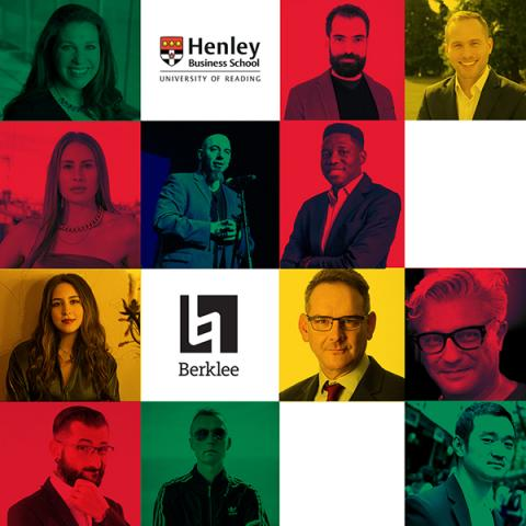 Berklee and Henley Business School Music Industry Workshop Series